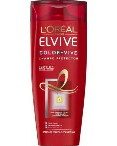 Champú elvive nutri-gloss luminizer loréal paris 370 ml