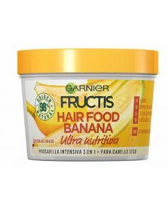 Mascarilla hair food banana fructis garnier 390ml