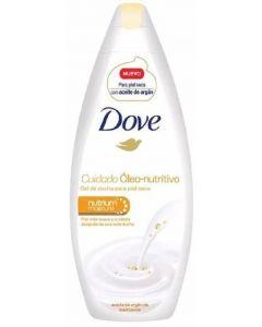 Gel de ducha con aceite de argán oleo-nutritivo piel seca dove 500 ml