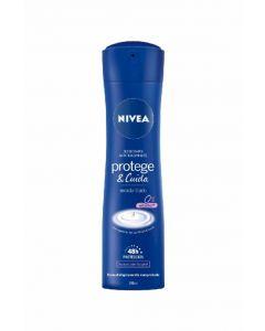 Desodorante spray protege y cuida nivea 200 ml