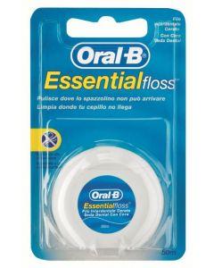 Seda dental essential floss cera oral-b