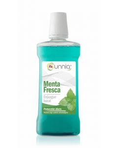 Enjuague bucal menta fresca ifa unnia 500ml
