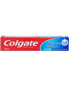Pasta de dientes protection contras las caries colgate 75ml