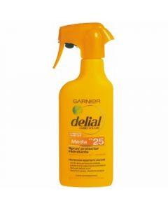 Protector solar fp 30 spray protección media delial 300 ml