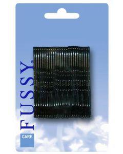 Horquilla negras fussy pack de 50 unidades