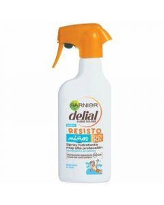 Bronceador delial spray niños sensi.ip 50 200