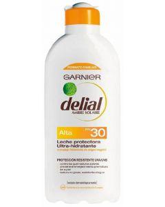 Protector solar fp 30 leche protección media delial 400 ml