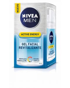 Gel revitalizant a energy nivea men 50ml