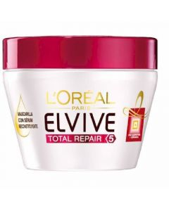 Mascarilla total repair 5 elvive loréal