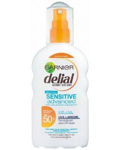 Protector solar fsp 50 spray sensitive protección alta delial 300ml