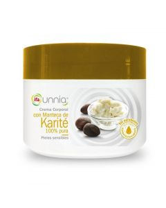 Crema corporal ceite karite  ifa unnia 200 ml