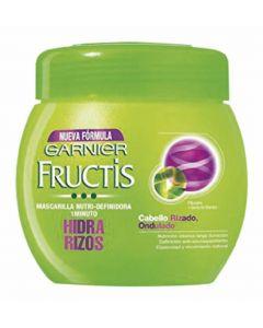 Mascarilla fructis hidra rizos garnier 300 ml