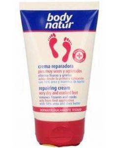 Crema repara pies muy seco y agrietados body natural 100ml