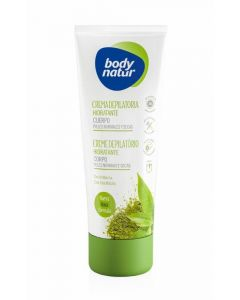 Crema depilatoria corporal para piel normal y seca body natur 200ml