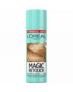 Tinte raiz magic retouch rubio claro 5 loreal 100ml