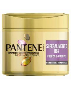 Mascarilla superalimento bb7 pantene 300ml