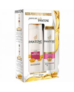Pack pantene champu rizos ( 360ml)+espuma nutritiva rizos (200ml)