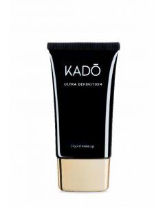 Maquillaje fluido ultra oscuro kadô 40g