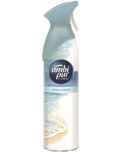 Ambientador  brisa mar ambipur aerosol 300ml