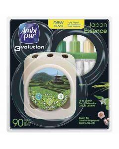 Ambientador electrico 3 volution tatami japones ambipur recambio 21 ml
