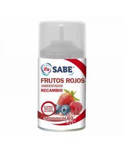 Ambientador automatico frutos rojos ifa sabe recambio 250ml