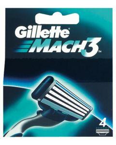 Recambios de maquinilla de afeitar para hombre  mach3 gillette 5 ud