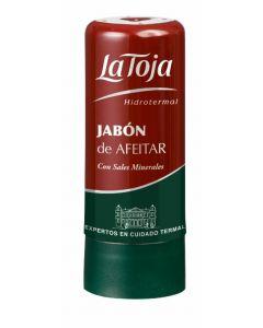 Jabón de afeitar en barra la toja 50 ml