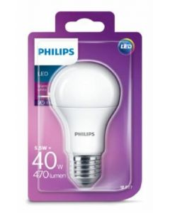 Bombilla led color calido philips e27 40w