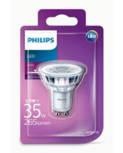 Bombilla led dicroico neutro philips e27 35w
