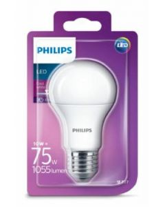 Bombilla led color neutro philips e27 75w