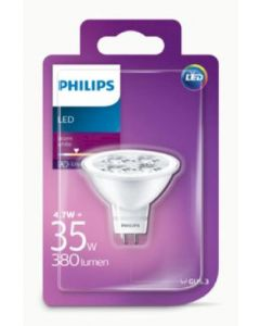 Bombilla led color calido philips gu 5.3 35w