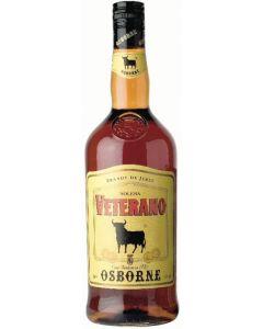 Bebida espirituosa veterano botella de 1l