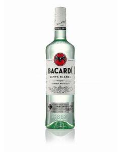 Ron bacardi botella 70cl