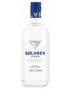 Vodka pure gran solvrev botella de 70cl