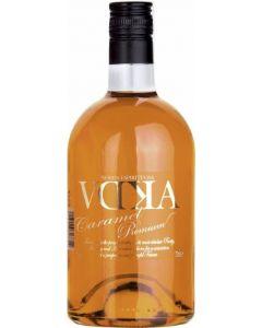 Vodka caramelo  sanky botella de 70cl