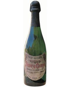 Cava juve y camps reserva familia botella de 75cl