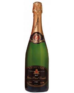 Champagne jean paul deville botella 75cl