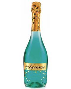 Vino espumoso blue moscato don luciano botella de 75cl