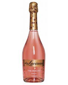 Vino espumoso pink moscato don luciano botella de 75cl