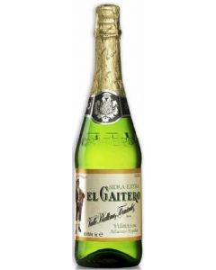 Sidra extra elgaitero botella 75cl
