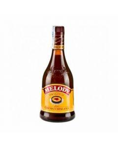 Licor de crema catalana melody botella 70cl