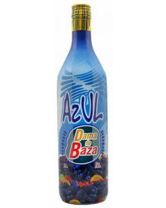 Bebida frutas dama de baza azul bot. 1l