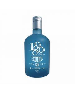 Ginebra sabor mora y canela exotica botella de 70cl