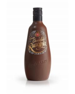 Licor de crema chocolate ruavieja bot 70cl