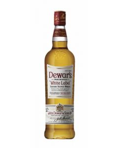 Whisky dewars  white label botella de 70cl