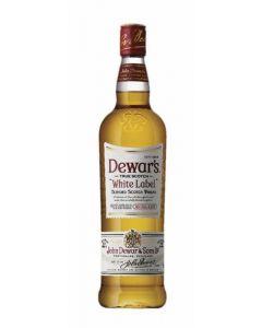 Whisky dewars white label botella 70cl