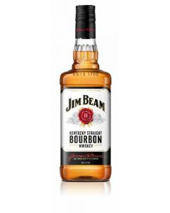 Whisky bourbon  jim beam botella de 70cl