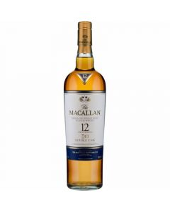 Whisky 12 años double cask macallan botella 70cl