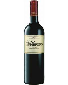 Vino rioja tinto viña cumbrero crianza 75cl