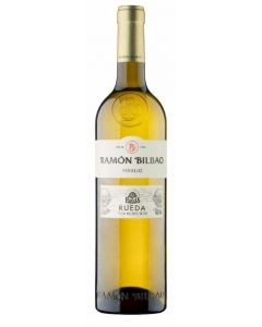 Vino blanco verdejo d.o. rueda ramón bilbao 75cl